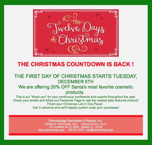 21 Days of Christmas Special Offer